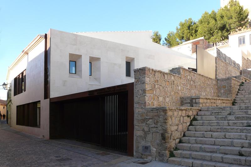 CENTRO DOCUMENTAL Y MUSEO. ALMANSA