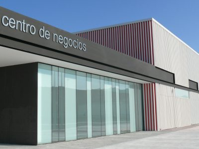 centro de negocios naves nido